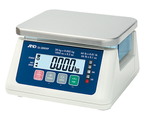 GC Weighing & Calibrations A&D SJ-WP Bench Scale