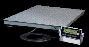 GC Weighing & Calibrations CAS HFS Platform Scales