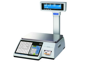 GC Weighing & Calibrations CAS CL5200 Label Printing Scales