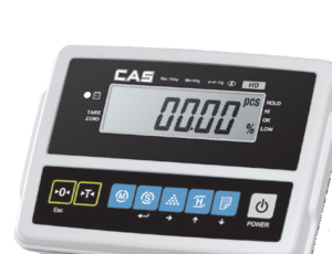 GC Weighing & Calibrations CAS HD Platform Scale