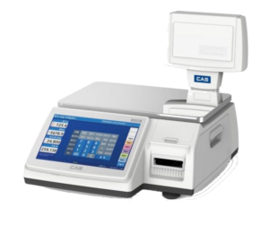 GC Weighing & Calibrations CAS CL-7200 Barcode Touch Screen Scale