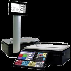 GC Weighing & Calibrations Gold Coast Ishida Uni 5 Label & Receipt Scale